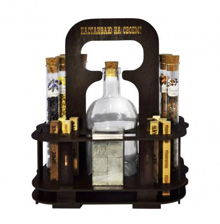 """Подарочный набор """"Настоятель"""" для алкоголя"""