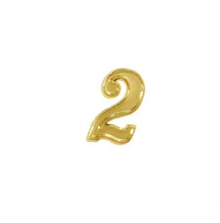 """Цифра  """"2"""" (малая)"""