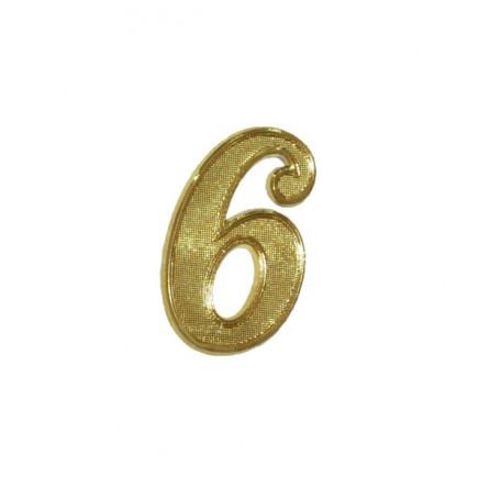 "Цифра ""6"" (большая)"