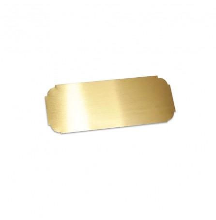 Декоративный шильд (золото)