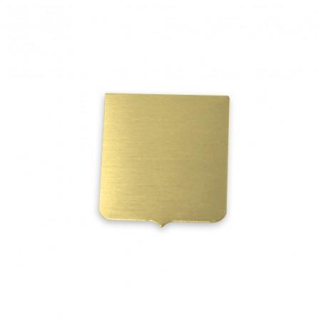 Шильд в виде герба (золото)
