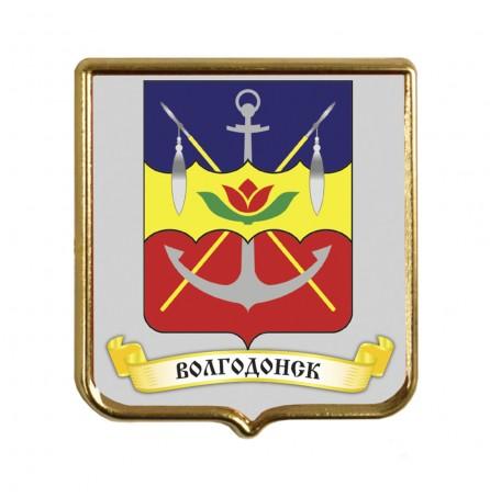 """Сувенирный магнит """"Волгодонск"""""""
