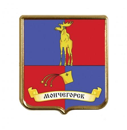"""Сувенирный магнит """"Мончегорск"""""""