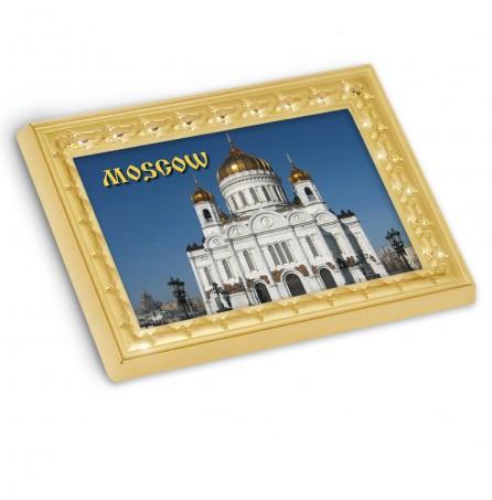 """Магнит """"Храм Христа Спасителя"""""""