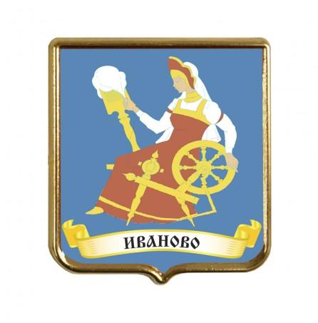 """Сувенирный магнит """"Иваново"""""""