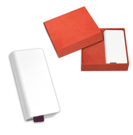 """Внешний аккумулятор """"Записная книжка"""" 4000 mAh (малая) в стильной упаковке"""