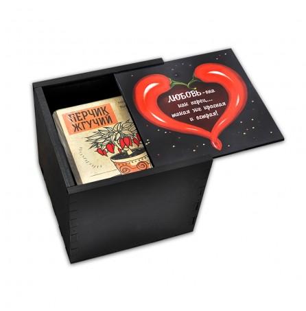 Подарочный набор «Острая любовь»