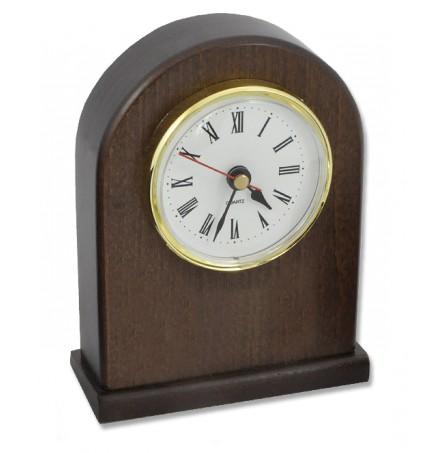 Настольные деревянные часы