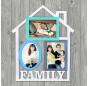 """Фоторамка """"Family"""" под 3 фотографии"""