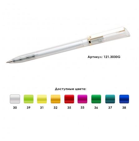Сувенирная ручка Grant Spot Lux Transparent G