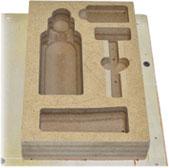 3D фрезеровка заготовки для вакуумной формовки