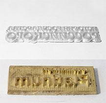 3D фрезеровка (заготовка для вакуумной формовки)